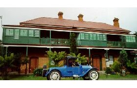 Kingsley House Olde World Accommodation - tourismnoosa.com