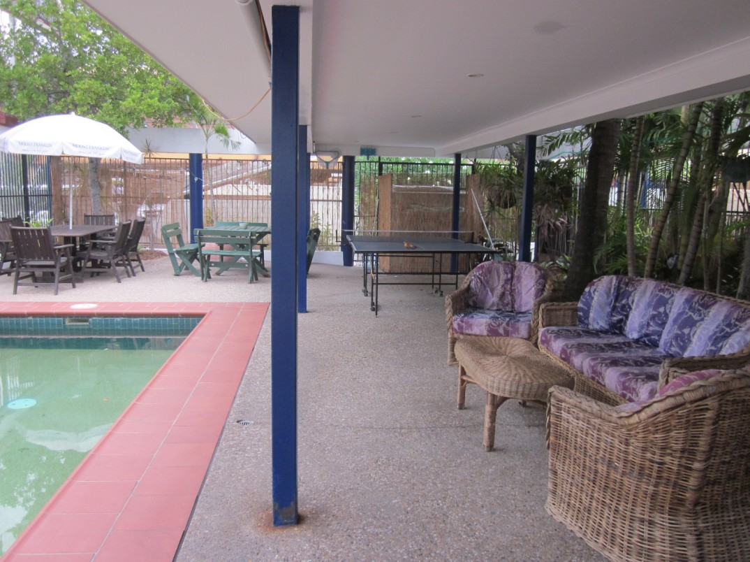 Cosmopolitan Motel and Serviced Apartments - tourismnoosa.com