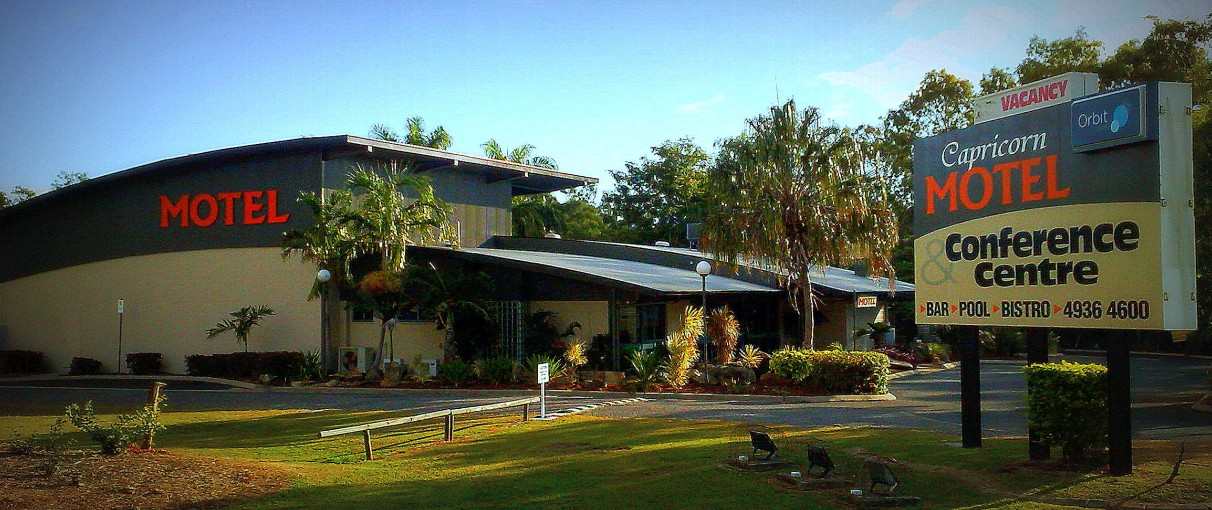 Capricorn Motel  Conference Centre - tourismnoosa.com