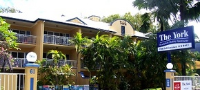The York Beachfront Holiday Apartments - tourismnoosa.com