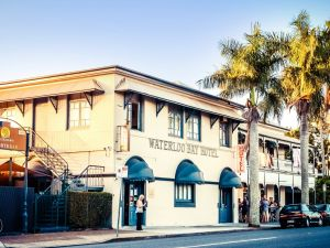 The Waterloo Bay Hotel - tourismnoosa.com