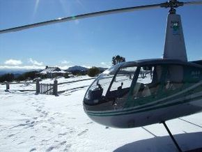 Alpine Helicopter Charter Scenic Tours - tourismnoosa.com