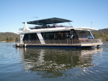 Able Hawkesbury River Houseboats - tourismnoosa.com