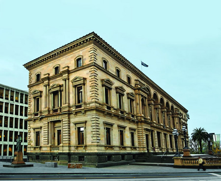 Old Treasury Building - tourismnoosa.com