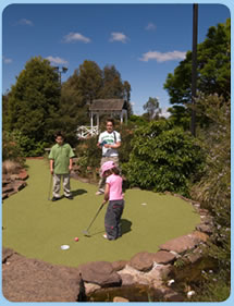 Wetlands Mini Golf - tourismnoosa.com