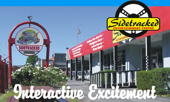 Sidetracked Entertainment Centre - tourismnoosa.com
