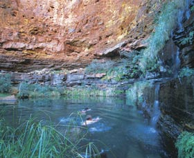 Dales Gorge and Circular Pool - tourismnoosa.com