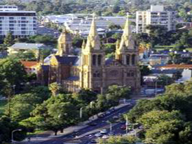 St Peter's Anglican Cathedral - tourismnoosa.com