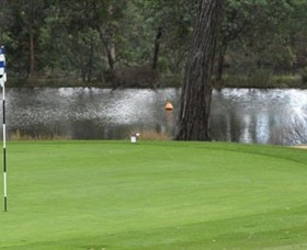 Hepburn Springs Golf Club - tourismnoosa.com