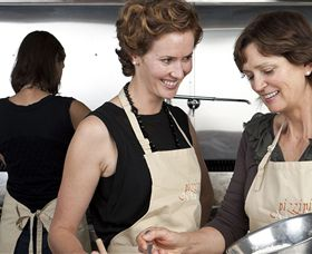 A tavola Cooking School at Pizzini Wines - tourismnoosa.com