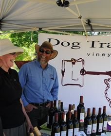 Dog Trap Vineyard - tourismnoosa.com
