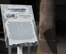 Woomargama Heritage Signs - tourismnoosa.com