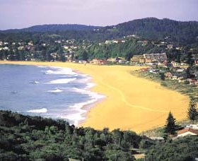 Avoca Beach - tourismnoosa.com