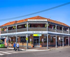 The Exchange Hotel - Beaumont - tourismnoosa.com