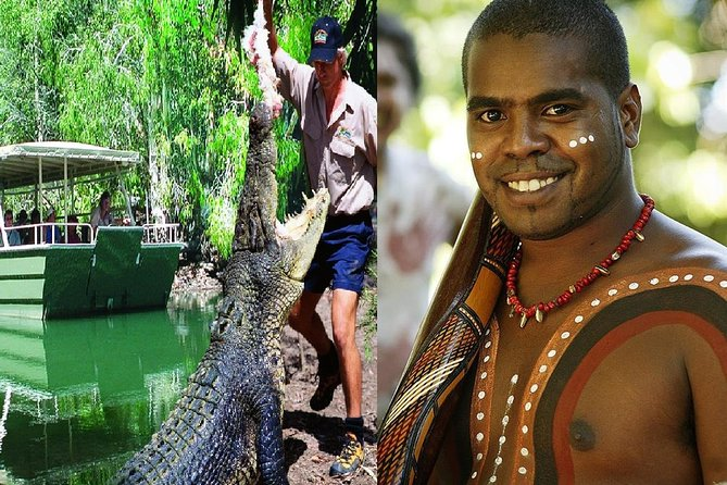 Hartley's Crocodile Adventures and Tjapukai Cultural Park Day Trip from Cairns - tourismnoosa.com