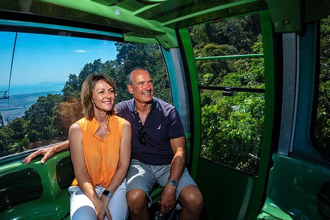 Skyrail Rainforest Cableway Day Trip from Palm Cove - tourismnoosa.com