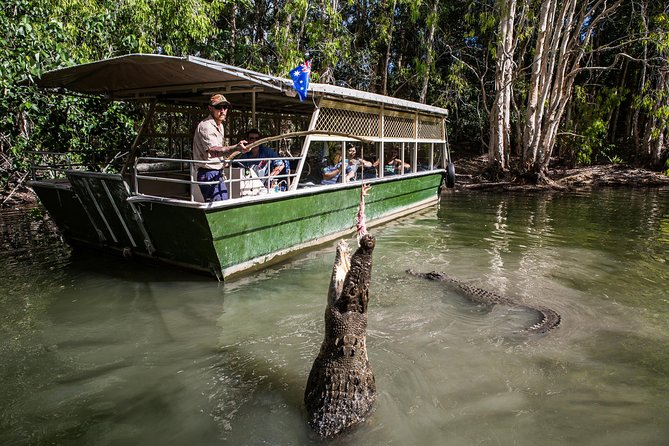 Hartley's Crocodile Adventures Day Trip from Palm Cove - tourismnoosa.com
