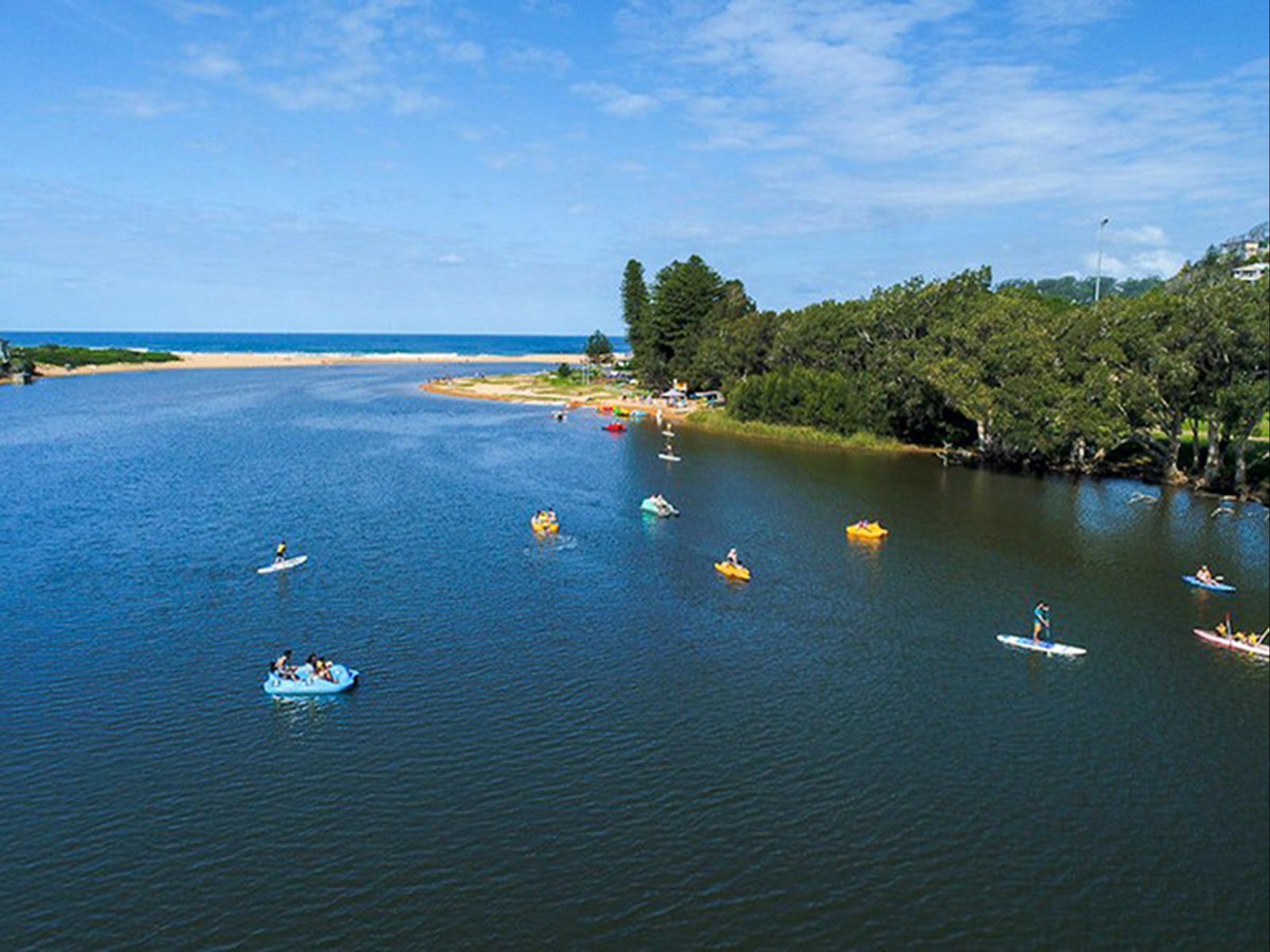 Avoca Lake - tourismnoosa.com