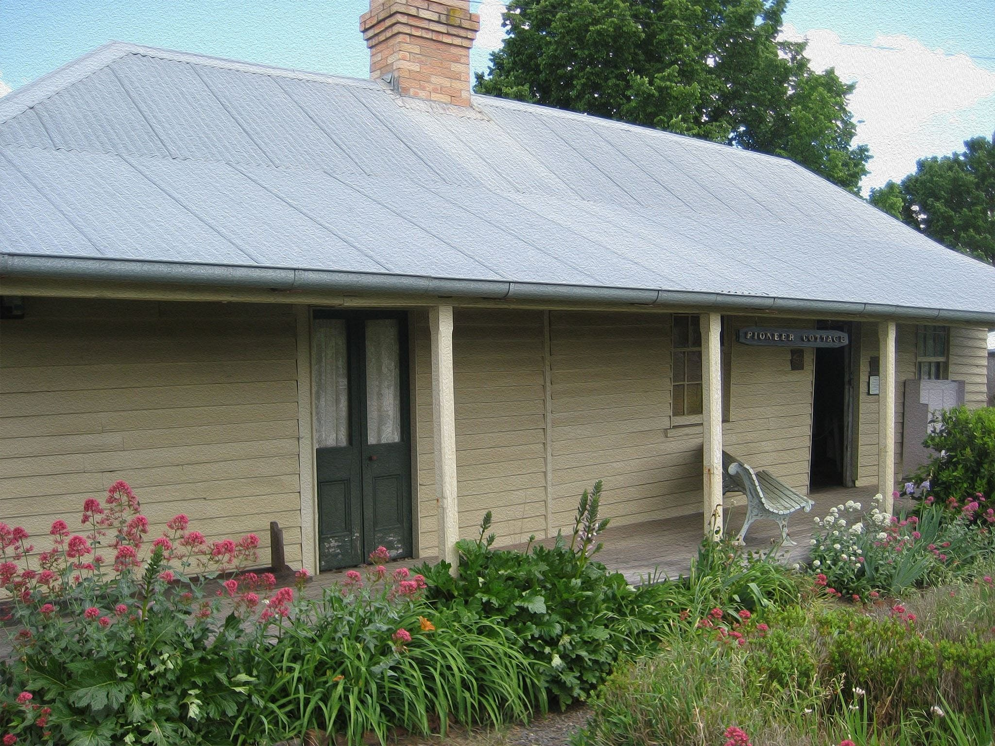 Pioneer Cottage and Museum - tourismnoosa.com