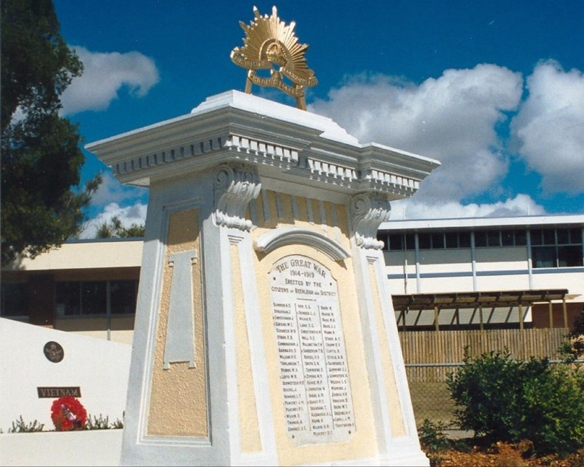 Beenleigh War Memorial - tourismnoosa.com