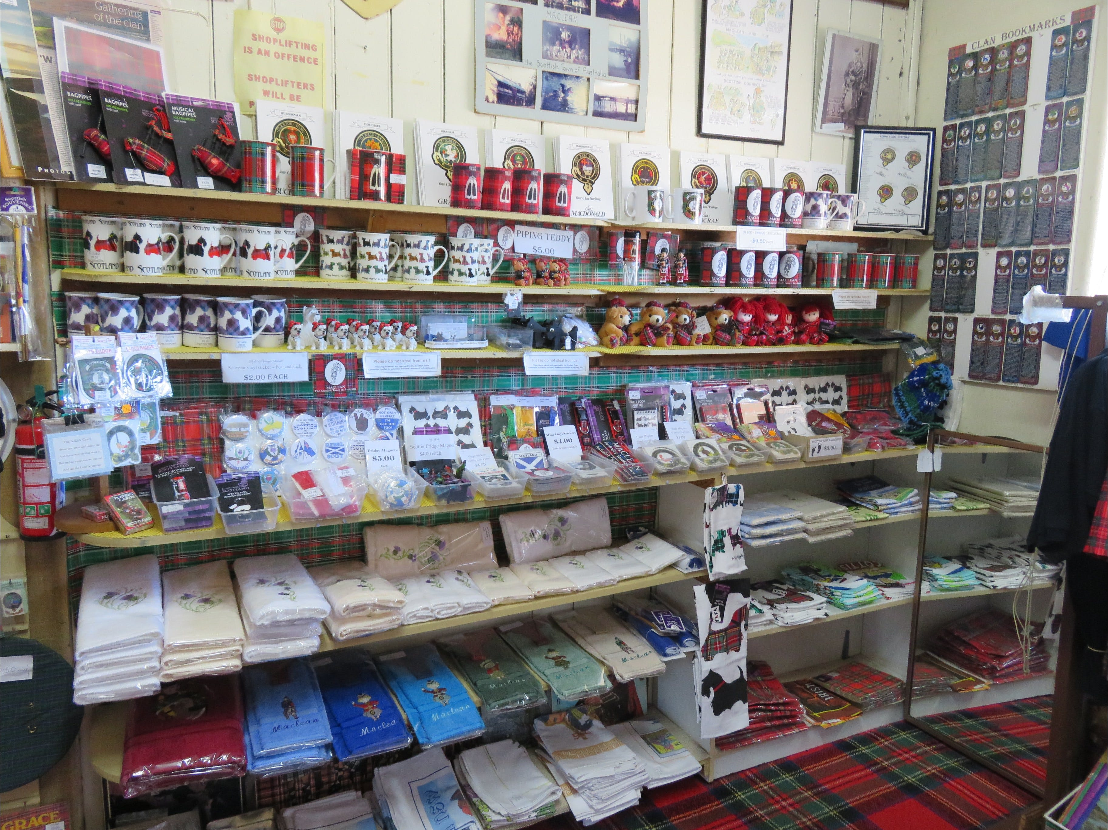 Maclean Scottish Shop - tourismnoosa.com