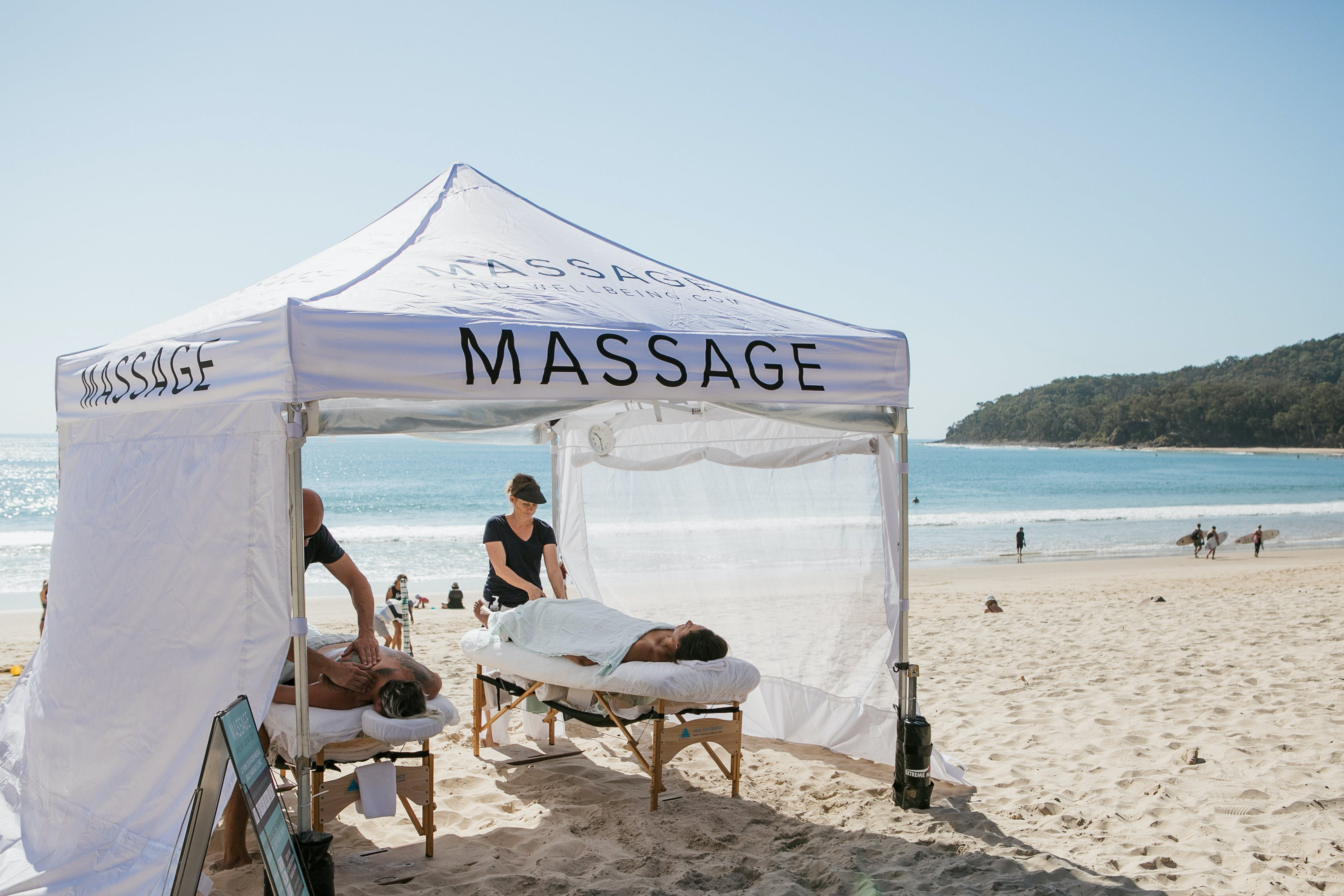 Noosa Beach Massage - tourismnoosa.com