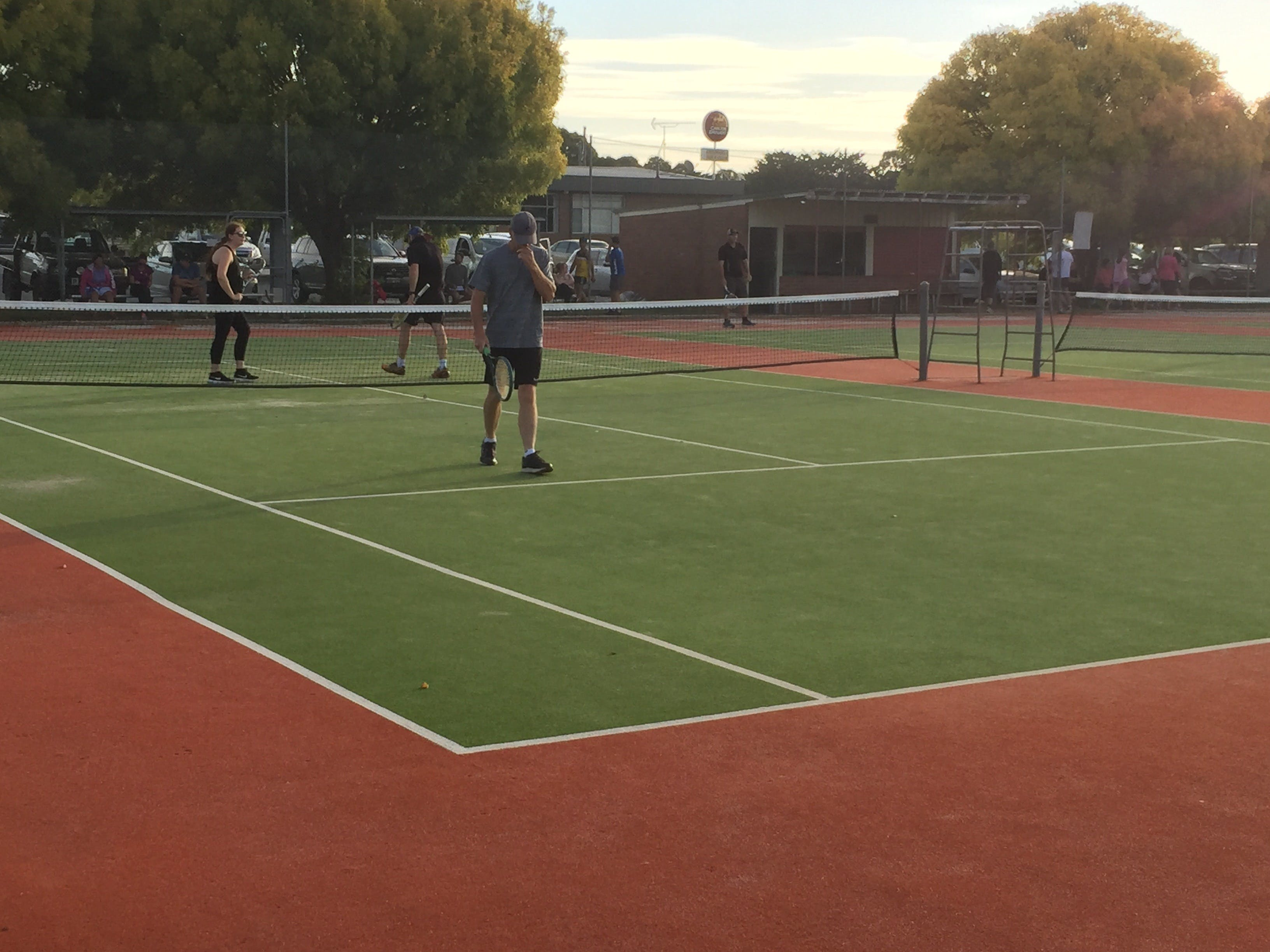 Crookwell Tennis Courts - tourismnoosa.com
