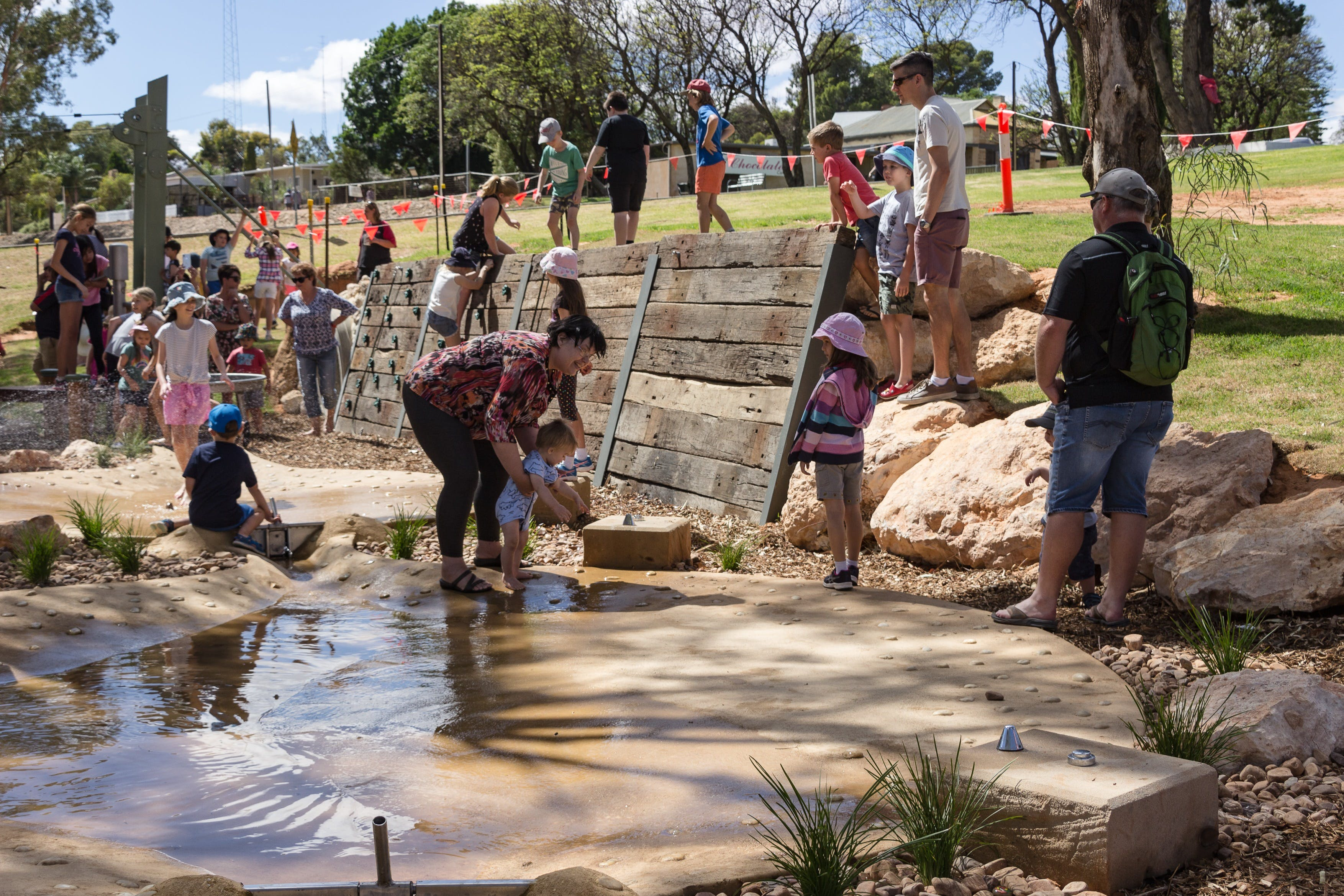 Waikerie Water and Nature Play Park - tourismnoosa.com