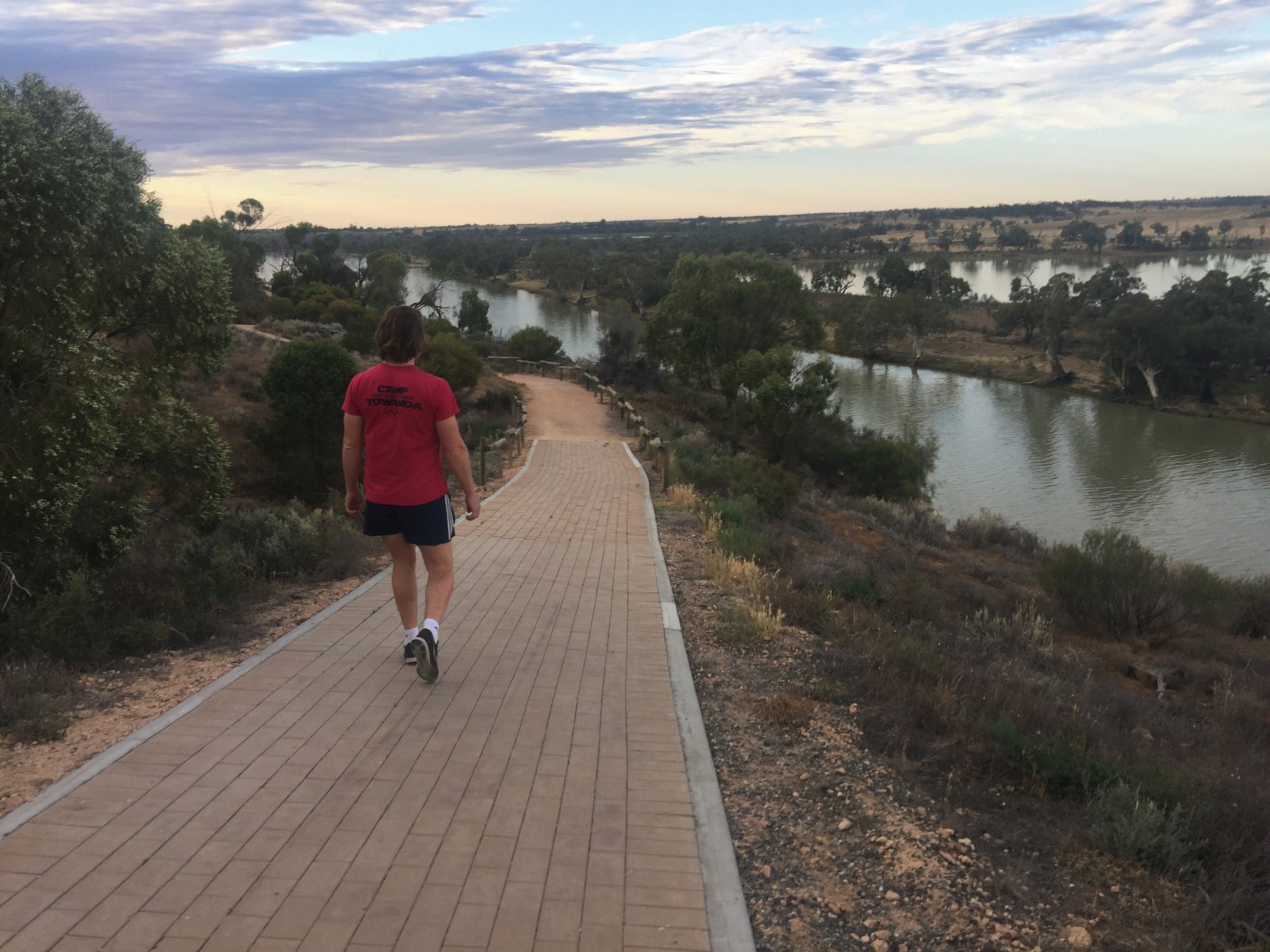 Waikerie Rotary Cliff Top Walk - tourismnoosa.com