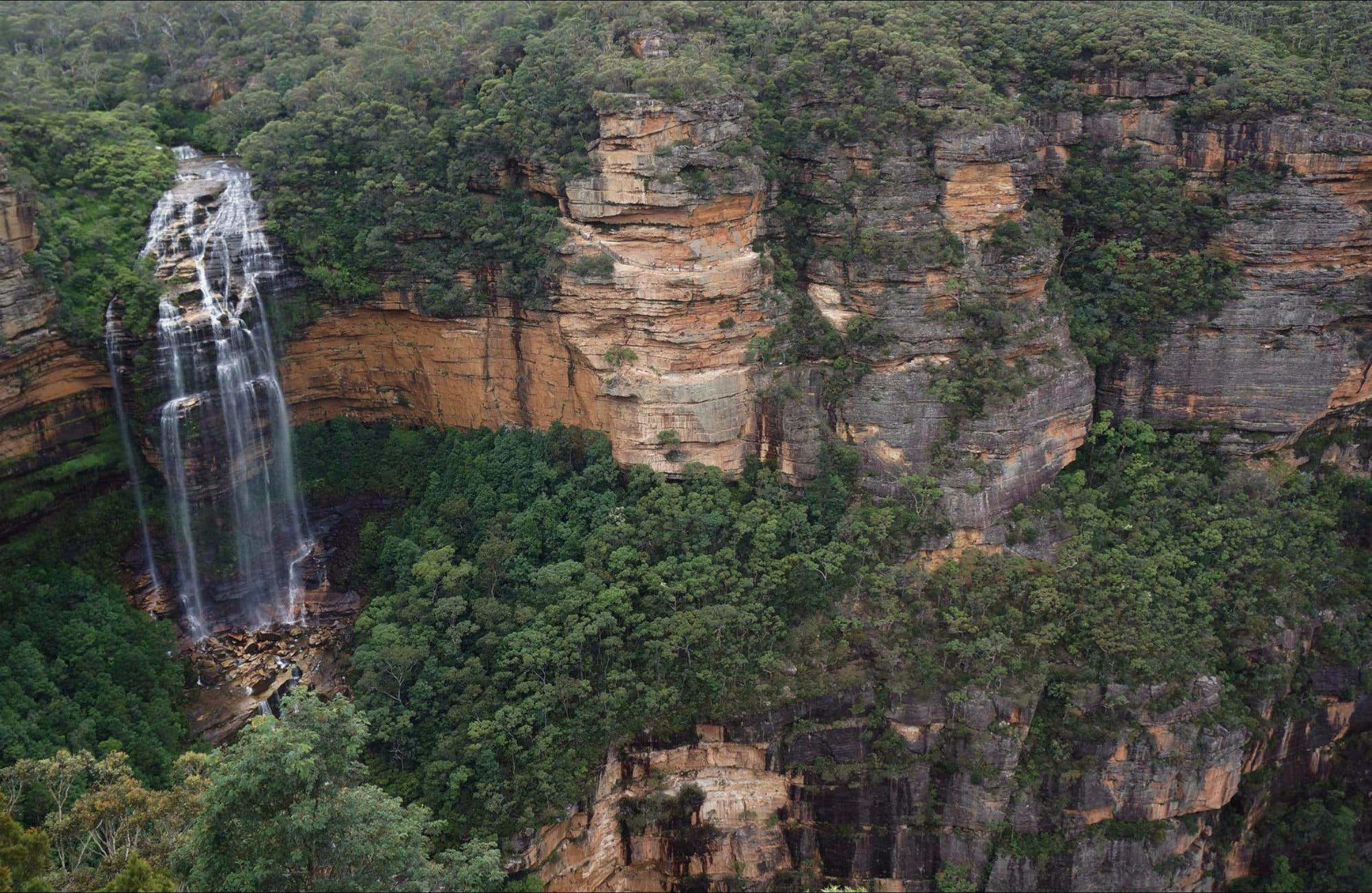 Wentworth Falls Lookout - tourismnoosa.com