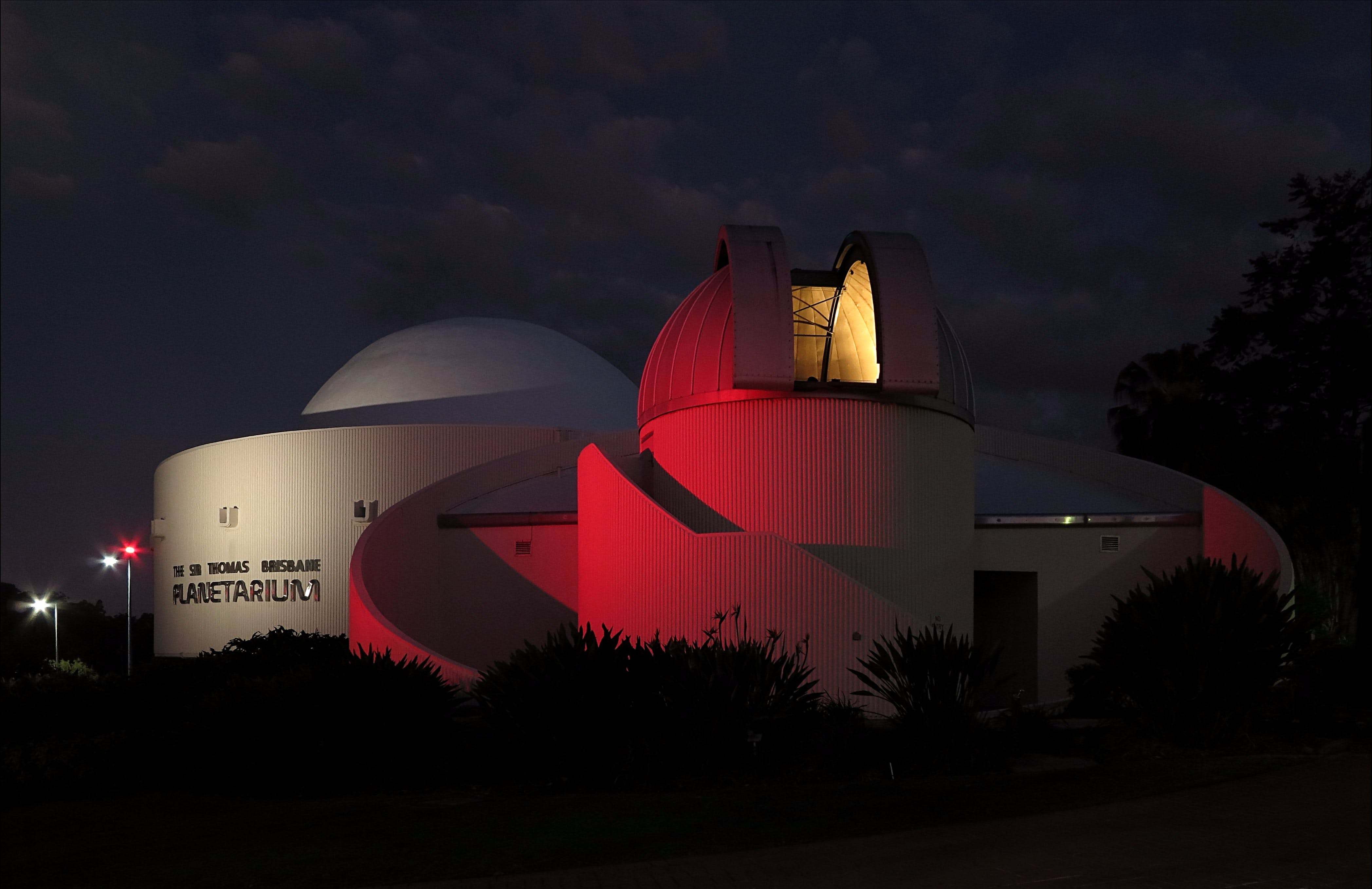 Sir Thomas Brisbane Planetarium - tourismnoosa.com