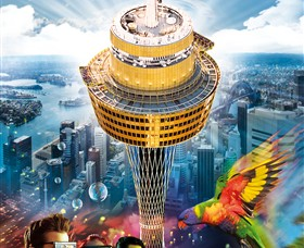 Sydney Tower Eye - tourismnoosa.com