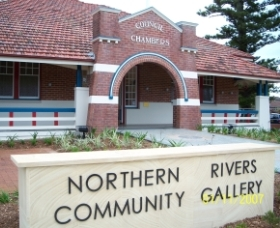 Northern Rivers Community Gallery - tourismnoosa.com