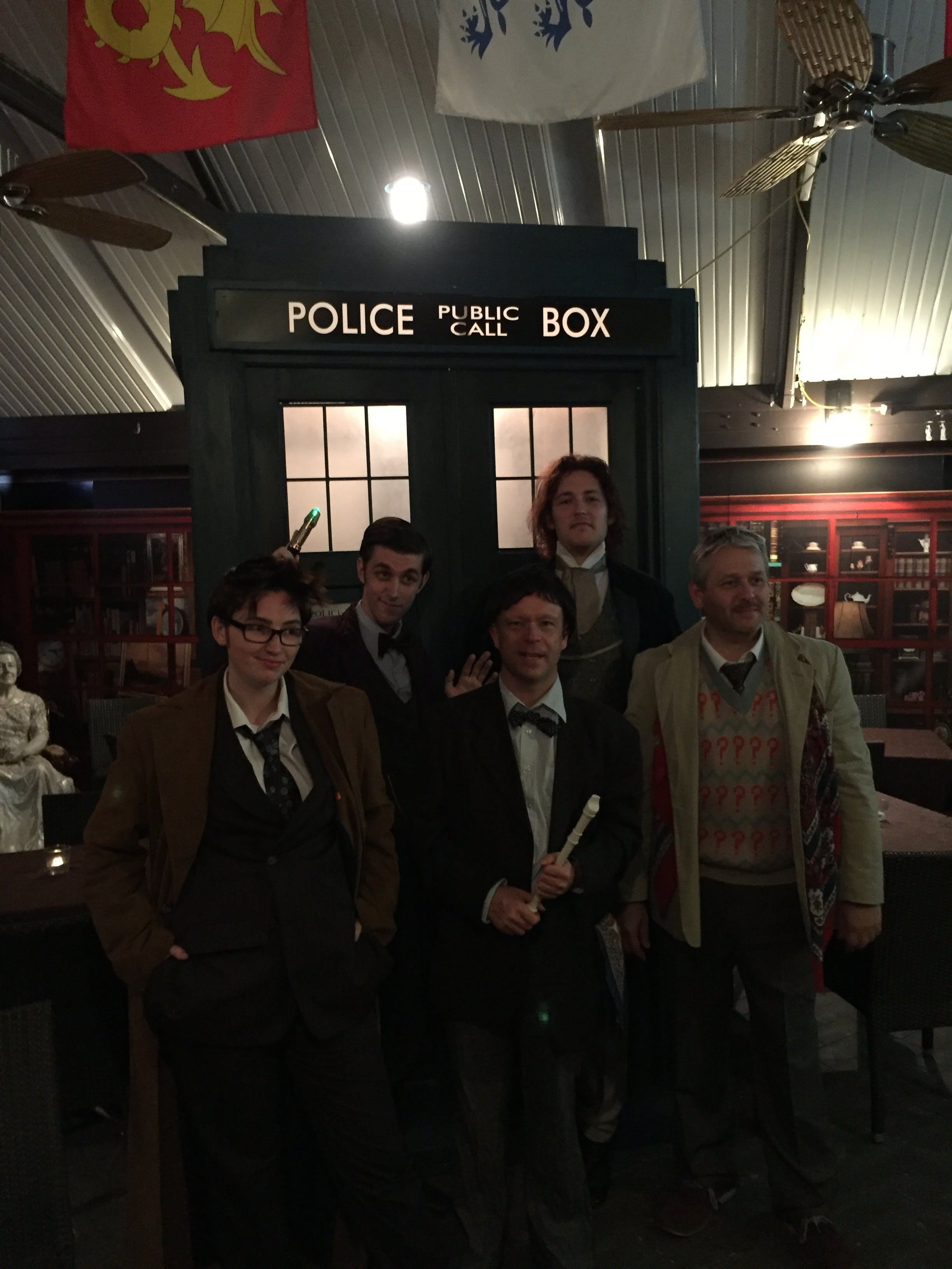 Dr Who Quiz Night - tourismnoosa.com
