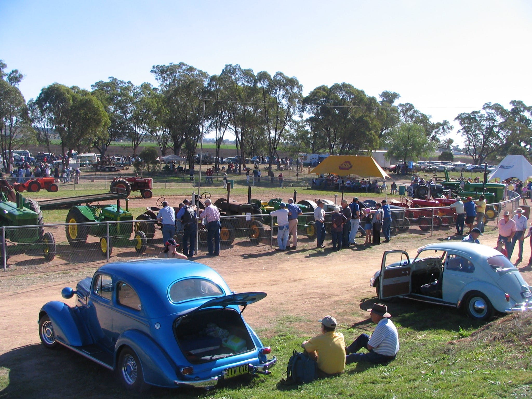 Quirindi Rural Heritage Village - Vintage Machinery and Miniature Railway Rally and Swap Meet - tourismnoosa.com