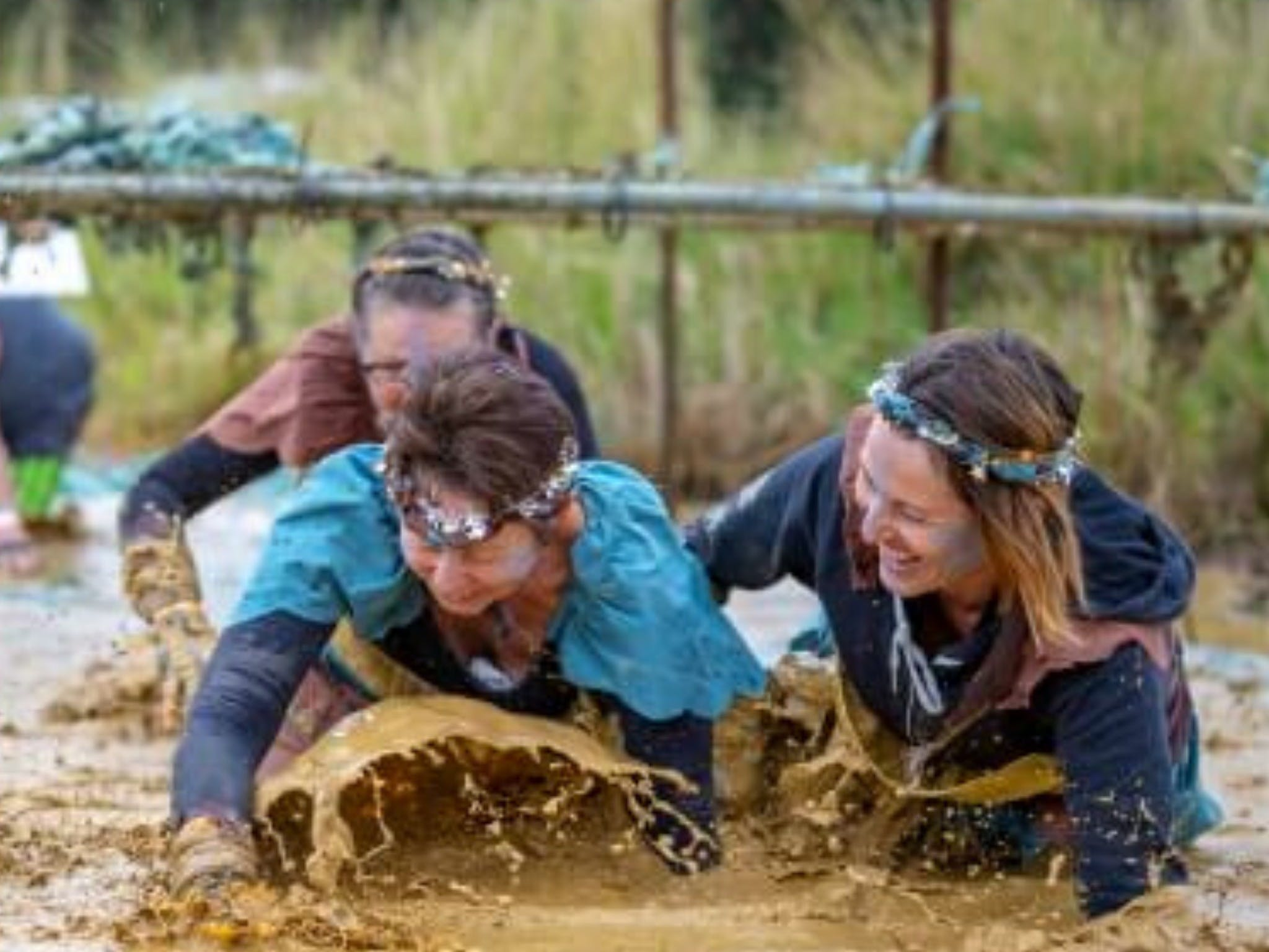 Suck It Up Buttercup Vikings Obstacle Course - tourismnoosa.com