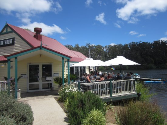 Boathouse Daylesford - tourismnoosa.com