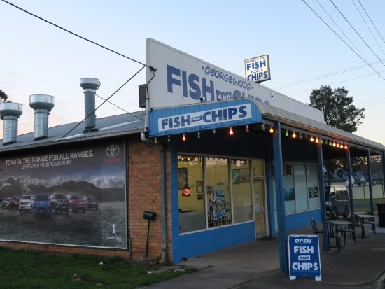 George  Kids Fish n Chips - tourismnoosa.com