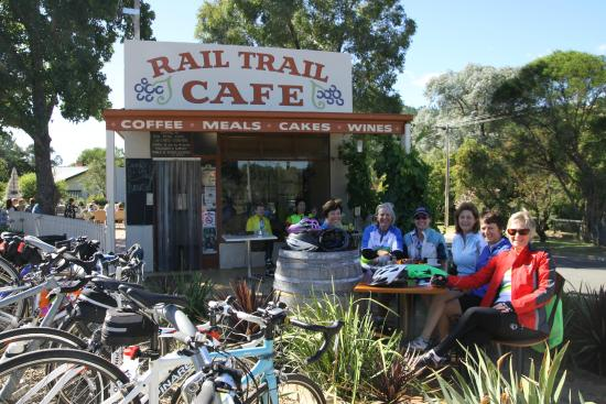 Rail Trail Cafe - tourismnoosa.com