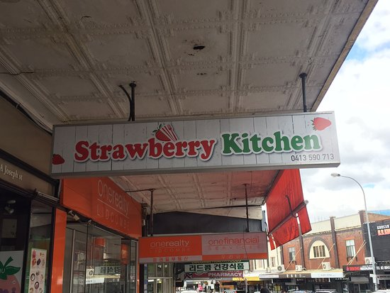 Strawberry Kitchen - tourismnoosa.com