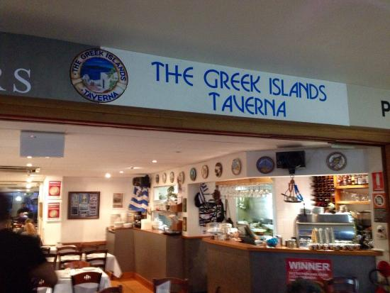 The Greek Islands Taverna - tourismnoosa.com