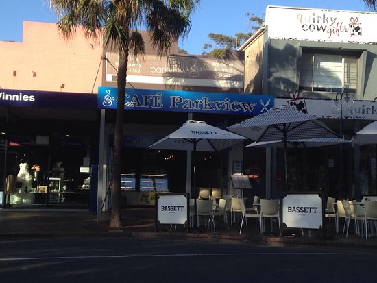 Cafe Parkview Kiama - tourismnoosa.com