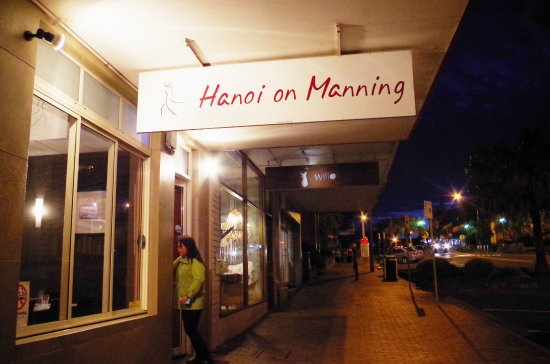 Hanoi on Manning - tourismnoosa.com