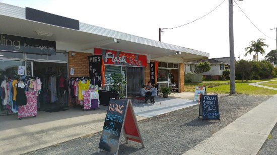 Flash Pies - tourismnoosa.com