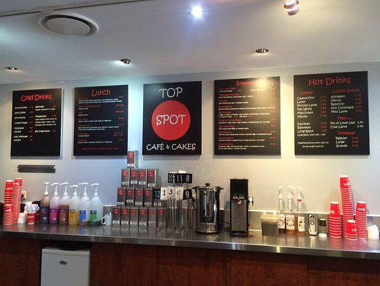Top Spot Cafe - tourismnoosa.com