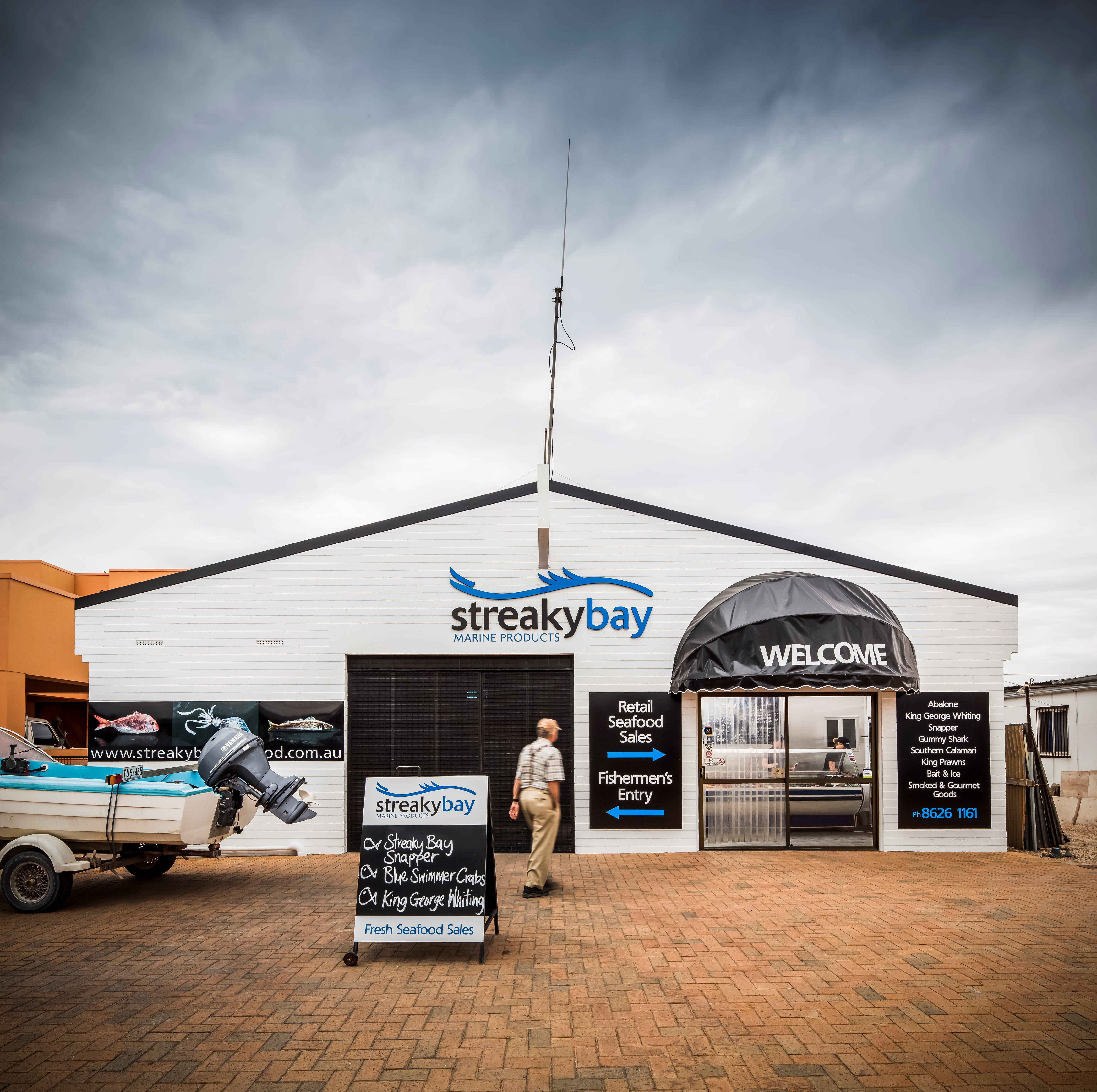 Streaky Bay Marine Products - tourismnoosa.com
