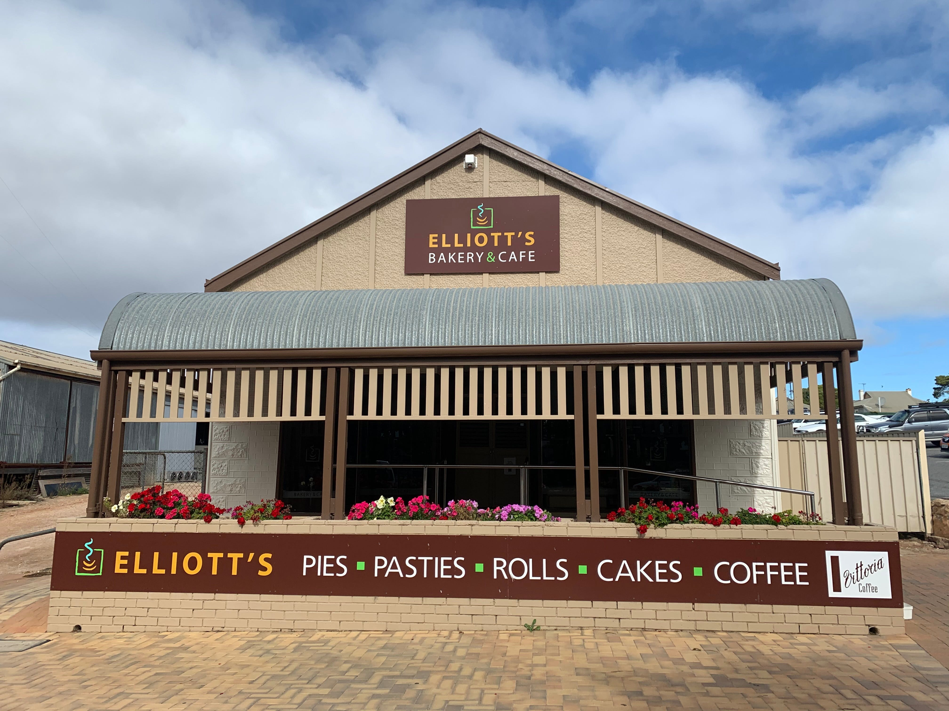Elliott's Bakery  Cafe - tourismnoosa.com