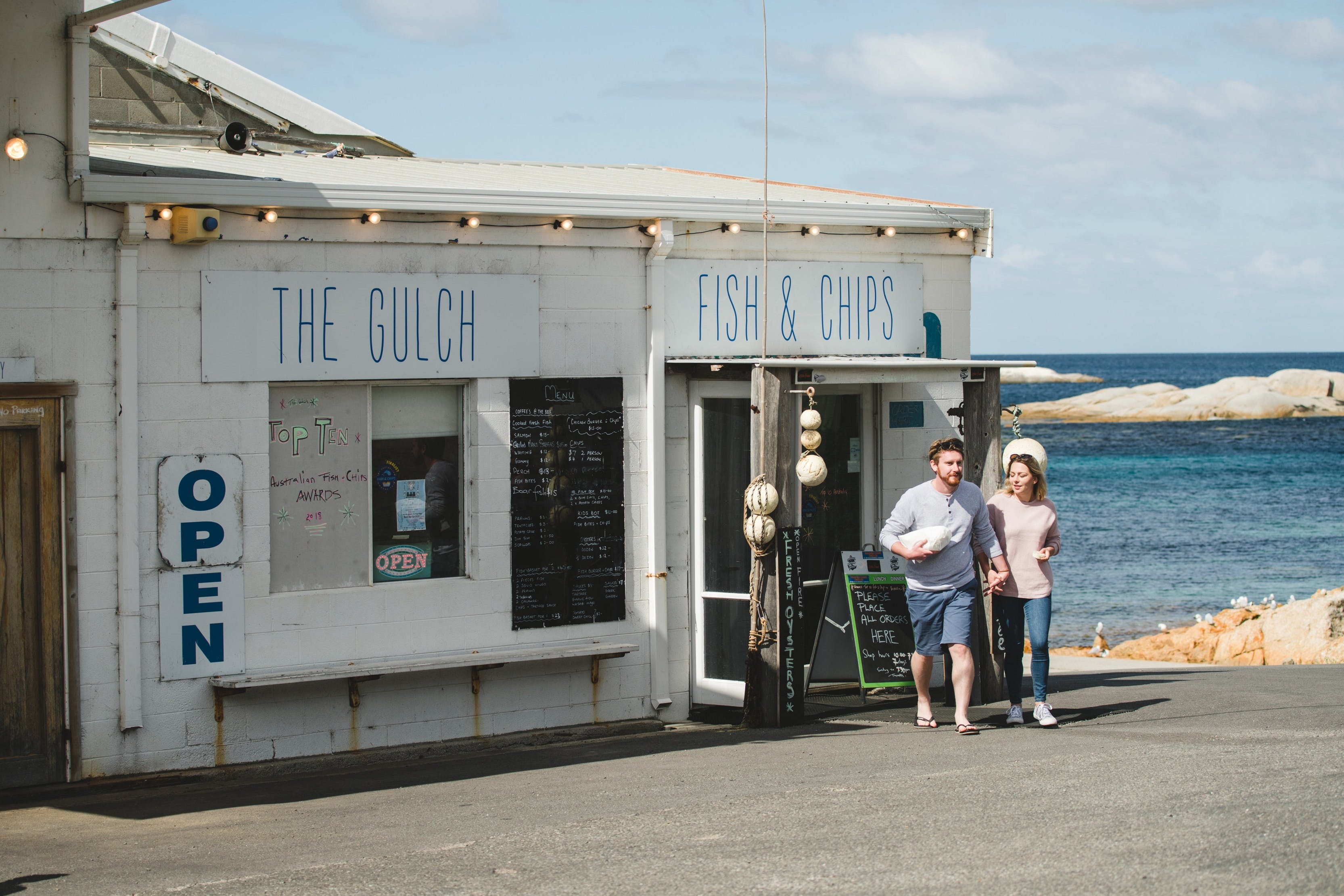 The Gulch Fish  Chips - tourismnoosa.com