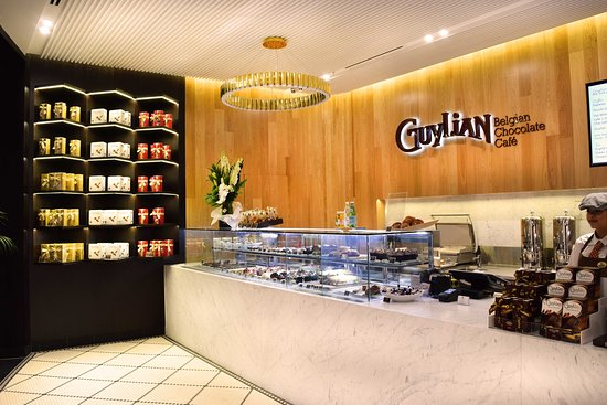 Guylian Belgian Chocolate Cafe - tourismnoosa.com