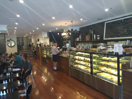 The Park Cafe - tourismnoosa.com